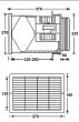 Rekuperační jednotka HR100WH
