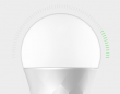 TP-link Smart WiFi LED žiarovka LB110,Dimmable white 60W