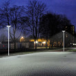 Solárna lampa S-Light Circle 4