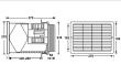 Rekuperační jednotka HR100W