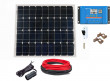 12V Fotovoltaický ostrovný systém 60Wp (bez batérie)