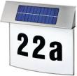 Solární LED osvětlení domovního čísla Vision