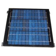 Solárny panel 12V/ 12W, sada