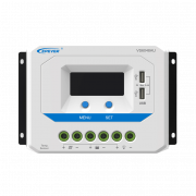 PWM solárny regulátor EPsolar 20A 12/24V, LCD displej