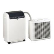 Mobilní klimatizace RKL 495 DC Stříbrná