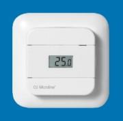 Pokojový termostat OTD2-1999, prostorové čidlo