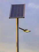 solární lampa Sunlux C-100