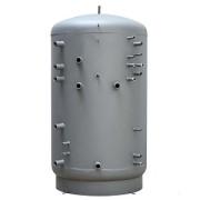 Akumulační nádrž s 2 nerezovými výměníky TV HSK 1700 PV