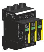 SLP-PV1000 V/Y Zvodič prepätia pre fotovoltaické aplikácie