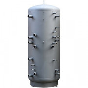 Akumulační nádrž s 2 nerezovými výměníky TV HSK 750 PV