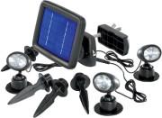Solární LED svítidlo Renkforce