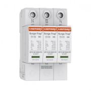 Fotovoltaická přepěťová ochrana 1000V, T1+T2