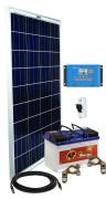 12V Fotovoltaický ostrovní systém 175Wp (PWM)