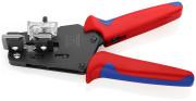 Presné odizolovacie kliešte KNIPEX s tvarovými nožmi