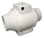 Potrubní ventilátor CHELYS 100, 125, 150, 200