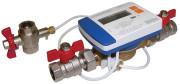 Měřič tepla Heat Plus, 1,5 m3/h, montážní sada