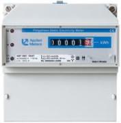 Elektromer AMT B0C SA4T 5-65 A., priame trofázové meranie 0,25 - 65 A, úředne overený, CZ
