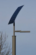 Solární lampa SUNLUX L100