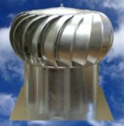 Ventilační turbína VIV 16/400, regul. klapka mech., průměr 400mm