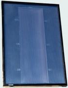 SolarVenti SV7 Slimline 40 - 50 m2, čierný, regulátor