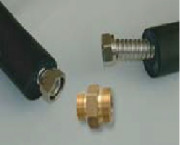 "Trubka DN 16, matica 3/4"", v izolácii 13 mm, balenie 30 m"