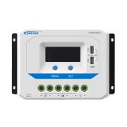PWM solárny regulátor EPsolar 30A 12/24V, LCD displej
