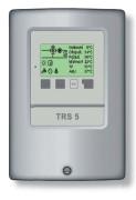 Regulátor TRS5 pre 1 otopný okruh a prípravu teplej vody