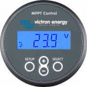 Displej MPPT regulátorov Victron Energy