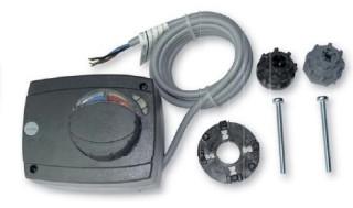 Pohon 230V pre zmiešavací ventil, vrátane kábla 2m, 60-240s, 5Nm