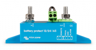 Ochrana batérie BP-65A 12/24V