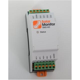 AD modul-vstupy a výstupy pro Solarmonitor