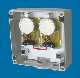 Intervalový termostat DTR-E, pre odkvapy