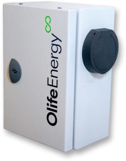 AC dobíjecí stanice OlifeEnergy IndustryBox 3.fázový