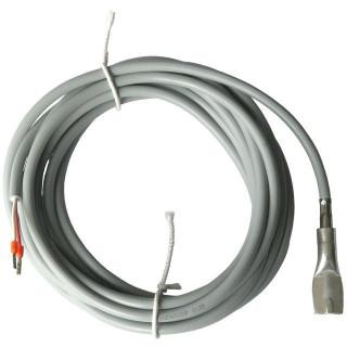 Čidlo teplotní s kabelem 4m, příložné na trubku – Pt1000