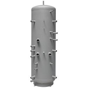 Akumulační nádrž s nerezovým výměníkem TV HSK 390 PR