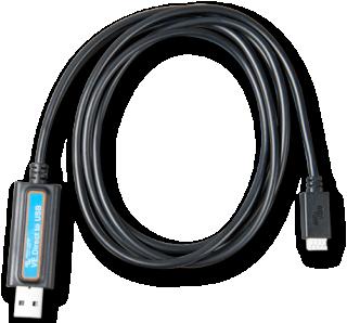 VE.Direct USB rozhraní