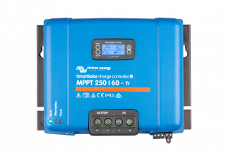 MPPT SMART solární regulátor Victron Energy 60A 250V Tr