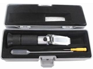 Refraktometer - merač zámrzných hodnôt