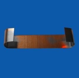 Strešný úchyt titan zinok, 25 ks