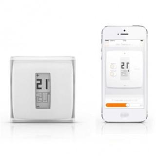 Netatmo Thermostat Wi-Fi termostat pre iOS / Android zariadenia