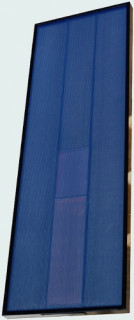 SolarVenti SV30 140 - 150 m2, černý, s regulátorem