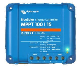 MPPT solární regulátor Victron Energy 15A 100V