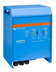 MultiPlus 24V, 3000VA, 230VAC, měnič, nabíječ, čistý sinus