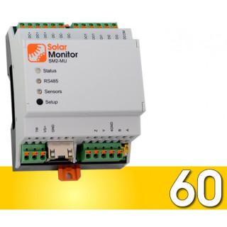 Solar monitor 60