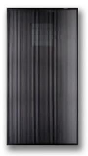 SolarVenti SV20 A SlimLine, 100m2, stříbrný, s regulátorem