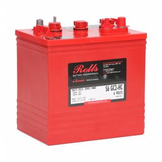 Solární baterie Rolls série 4000 S290 blok 6V 230Ah