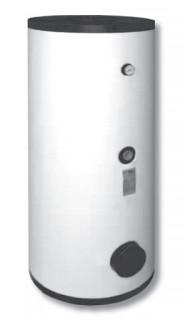 Zásobníkový ohřívač TUV s jedním topným hadem řady RBC