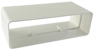 Nátrubek čtyřhranný plast, 60x200