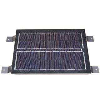 Solárny panel 12V/ 6W, sada