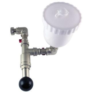 Pumpa plniaca - ručné, s nádobkou